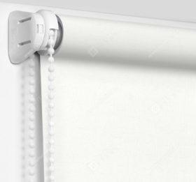 Рулонные шторы Мини - Карина белый