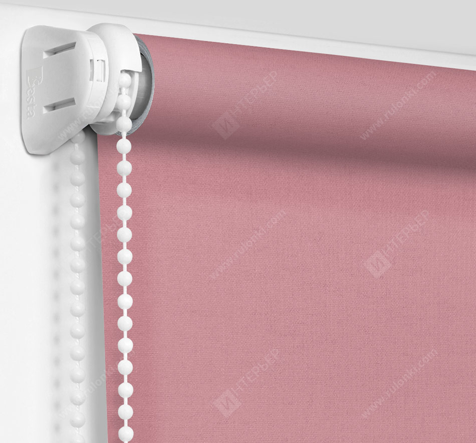 Рулонные шторы Мини - Карина розовый