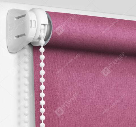 Рулонные шторы Мини - Карина темно-розовый
