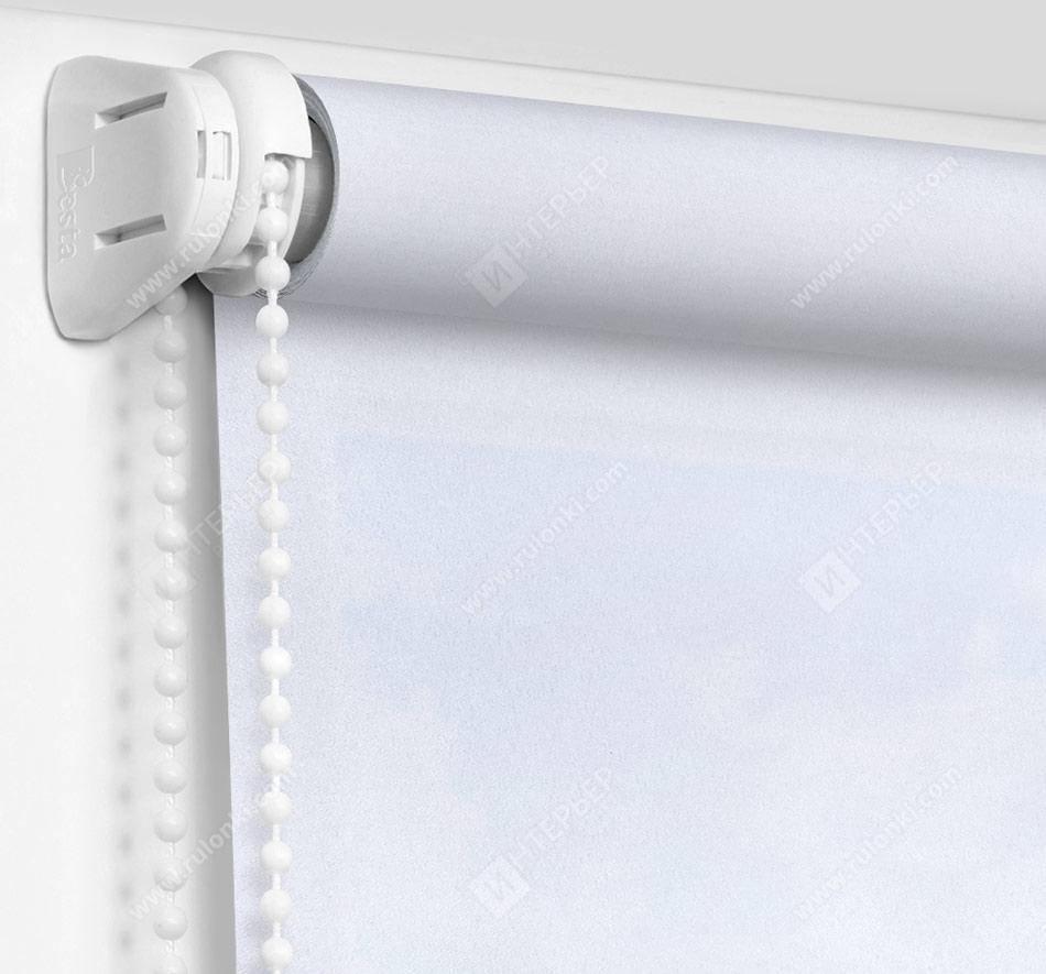 Рулонные шторы Мини - Куба сиреневый