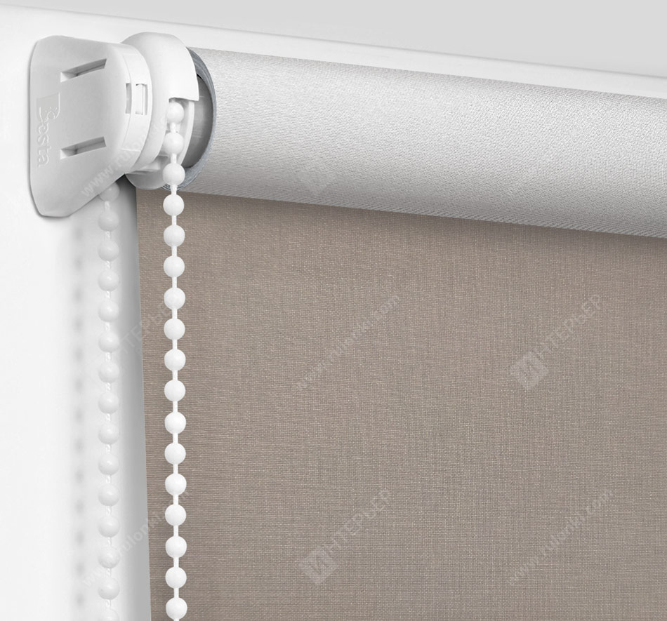 Рулонные шторы Мини - Монако дымчато-серый