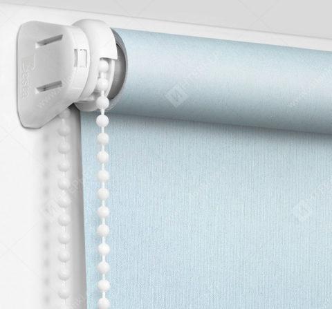 Рулонные шторы Мини - Монако-светло-серый
