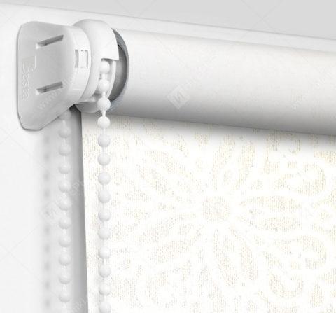 Рулонные шторы Мини - Риано белый
