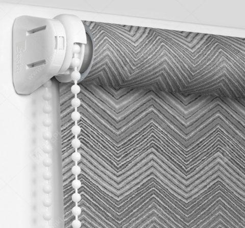 Рулонные шторы Мини - Шерни серый